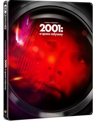 2001 год: Космическая одиссея Steelbook (4K UHD Blu-ray)