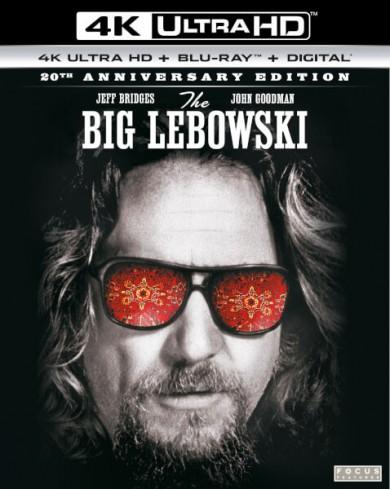Большой Лебовски (4K ULTRA HD Blu-ray)