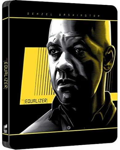 Великий уравнитель Steelbook (4K Ultra HD Blu-ray)