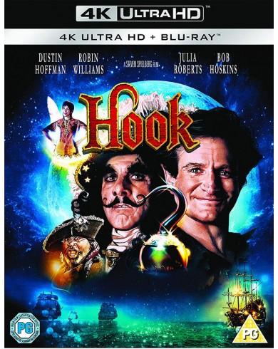 Капитан Крюк (4K ULTRA HD Blu-ray)
