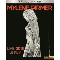 Mylene Farmer Live 2019 - Le film (4K Ultra HD Blu-ray)