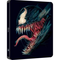 Веном (4K ULTRA HD Blu-ray) Steelbook