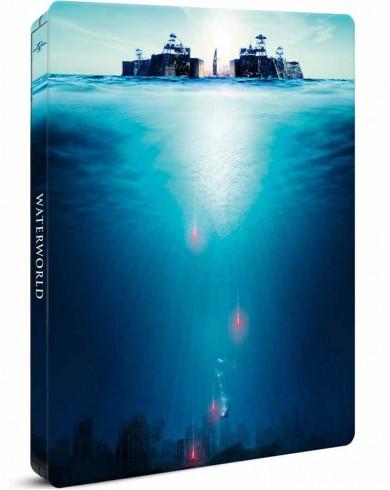Водный мир (4K ULTRA HD Blu-ray) Steelbook