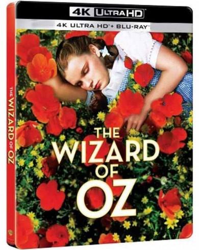 Волшебник страны Оз (4K UltraHD Blu-ray) Steelbook