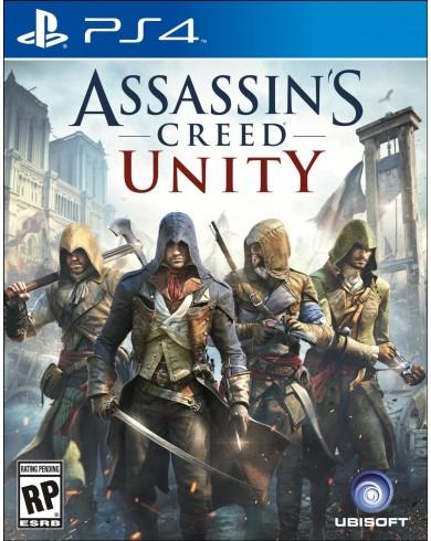 Assassins Creed 5: Unity  (PS4)