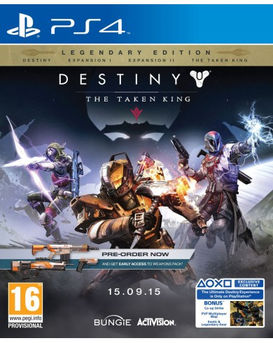 Destiny: The Taken King Legendary Edition (PS4)