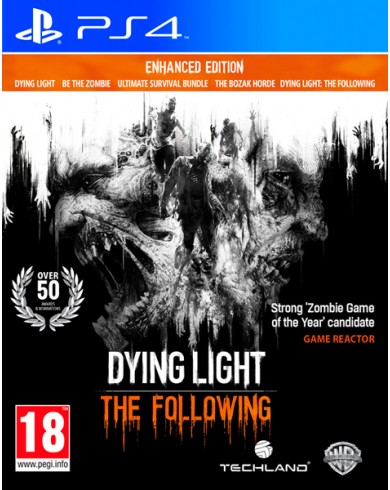 Dying Light :The Following Enhanced Edition (PS4)