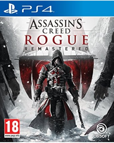 Assassins Creed: Rogue Remastered (PS4 русская версия)