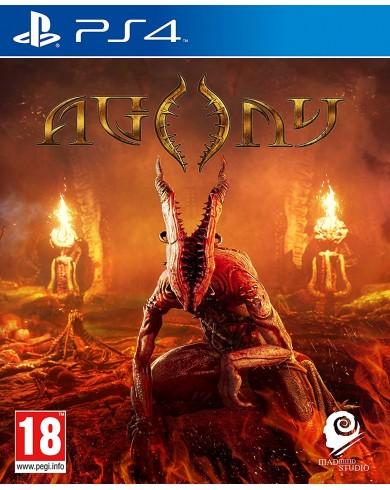 Agony (PS4, русские субтитры)