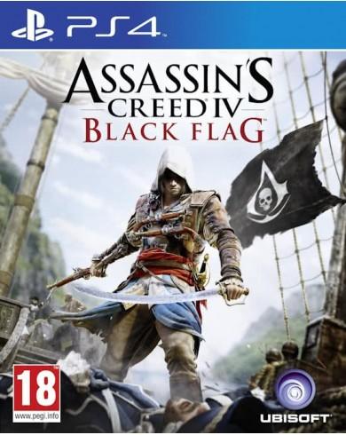Assassins Creed IV: Black Flag (PS4)
