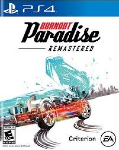 Burnout Paradise Remastered (PS4, русская версия)