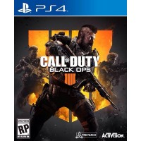 Call of Duty Black Ops 4 (PS4, русская версия)
