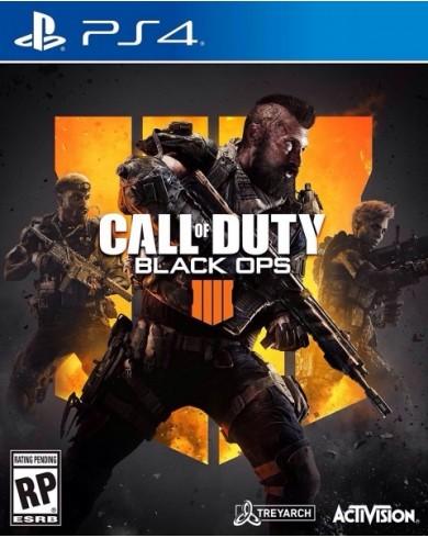 Call of Duty Black Ops 4 (PS4, русская версия)