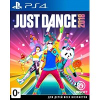 Just Dance 2018 (PS4, русская версия)