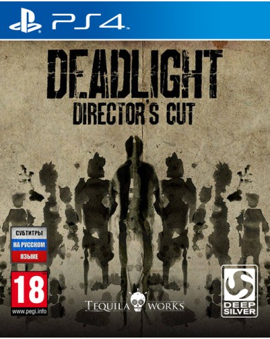 Deadlight: Director`s Cut (PS4)