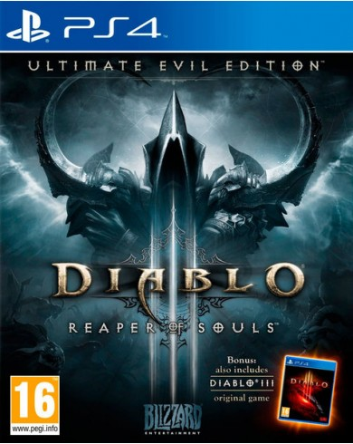Diablo 3 Reaper of Souls Ultimate Evil Edition (PS4)