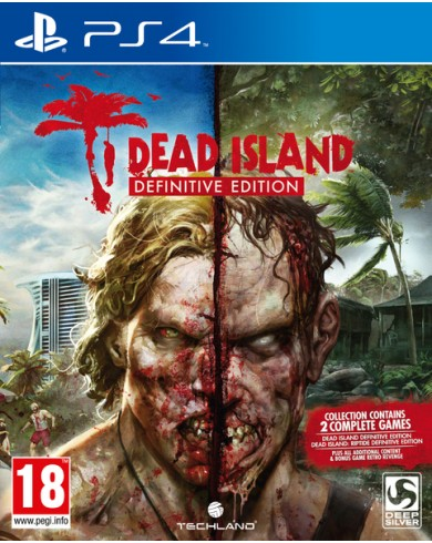 Dead Island Definitive Collection (PS4)