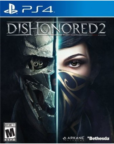 Dishonored 2 (PS4 русская версия)