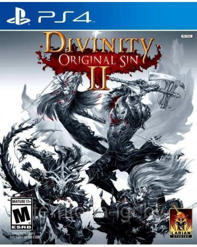 Divinity Original Sin 2 (PS4, русские субтитры)