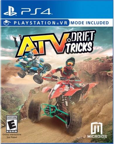 ATV Drift and Tricks (PS4, VR)