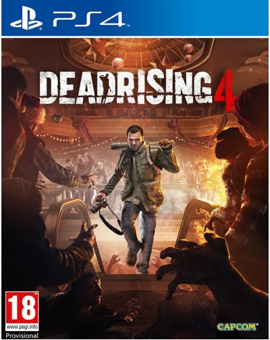 Dead Rising 4 Franks Big Package (PS4, русские субтитры)