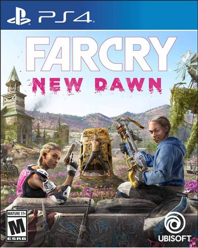 Far Cry New Dawn (PS4, русский язык)