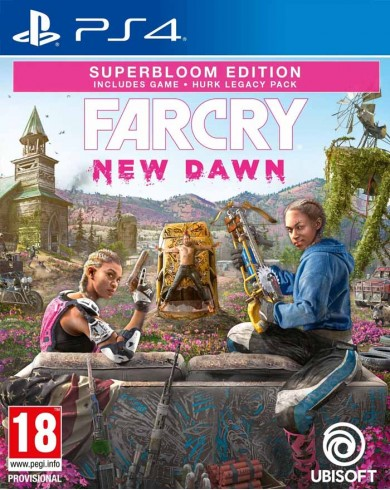 Far Cry New Dawn Superbloom Edition (PS4, русская версия)