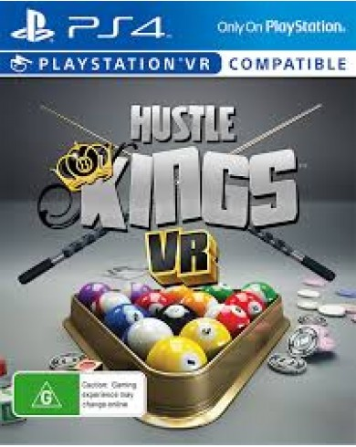 Hustle Kings (PS4 VR)