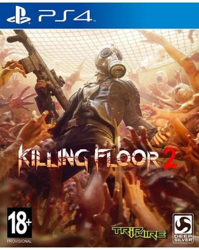 Killing Floor 2 (PS4, русские субтитры)