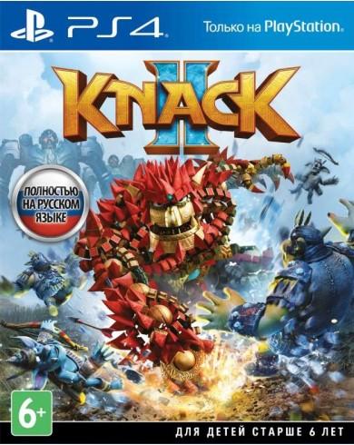 Knack 2 (PS4, русская версия)