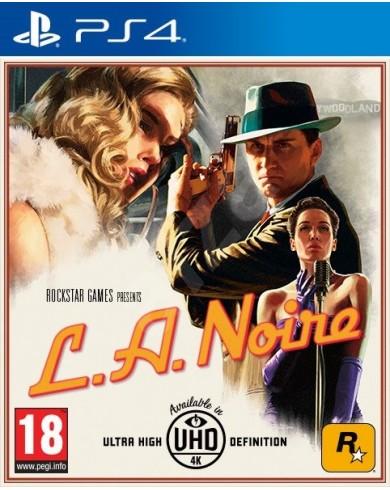 L.A.Noire (PS4, русские субтитры)