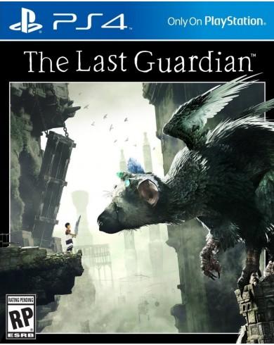 The Last Guardian Последний хранитель(PS4)