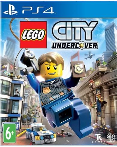 LEGO City Undercover (PS4, русская версия)