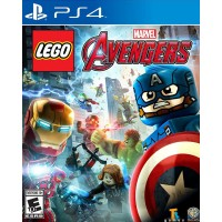 LEGO Marvels Avengers (PS4)