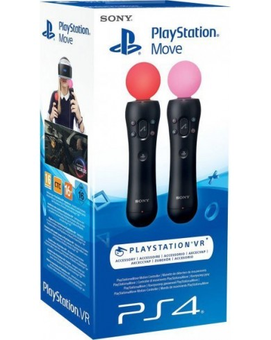 PlayStation VR Move Controller Twin Pack