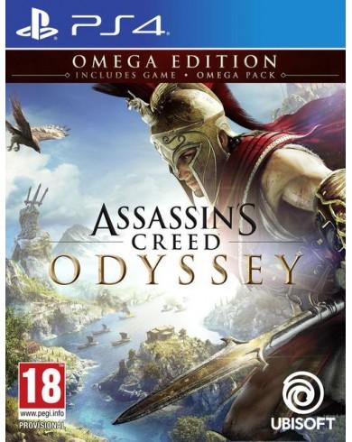 Assassins Creed: Одиссея. Omega Edition (PS4, русская версия)