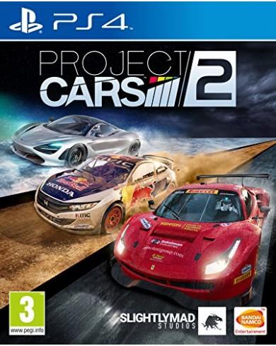 Project Cars 2 (PS4, русские субтитры)