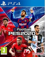 PES 2020  eFootball Pro Evolution Soccer 2020 (PS4)