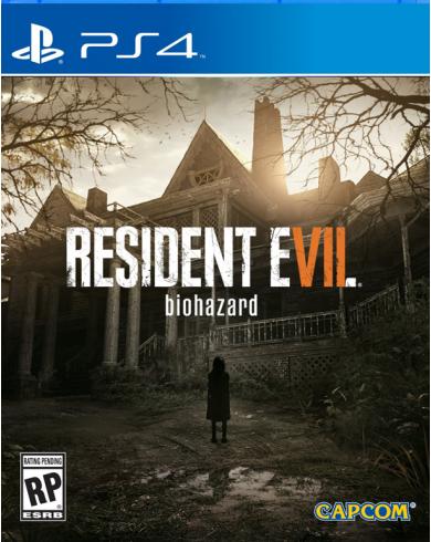 Resident Evil 7: Biohazard (PS4, поддержка VR)