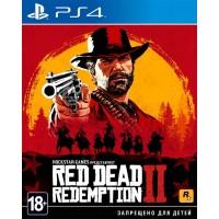 Red Dead Redemption 2 (PS4, русские субтитры)