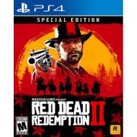 Red Dead Redemption 2 Special Edition (PS4, русские субтитры)