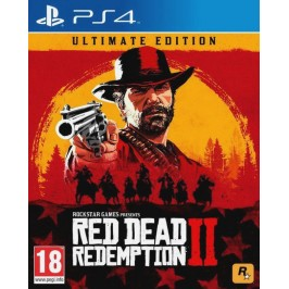 Red Dead Redemption 2 Ultimate Edition (PS4, русские субтитры)
