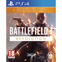 Battlefield 1. Революция (PS4, русская версия)