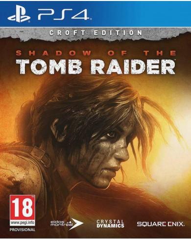 Shadow of the Tomb Raider. Издание Croft (PS4, русская версия)