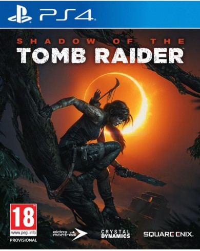 Shadow of the Tomb Raider (PS4, русская версия)