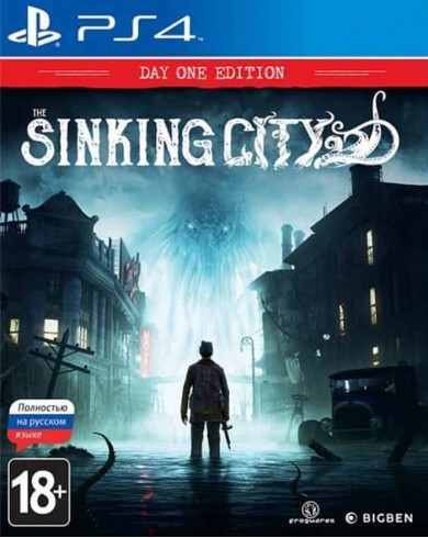 The Sinking City (PS4, русская версия)