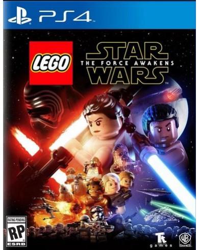 LEGO Star Wars Пробуждение силы (PS4)