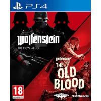 Wolfenstein The New Order + Wolfenstein The Old Blood (PS4)