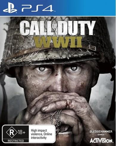 Call of Duty: WWII (PS4, русская версия)