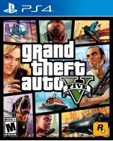 Grand Theft Auto 5 (GTA 5) PS4